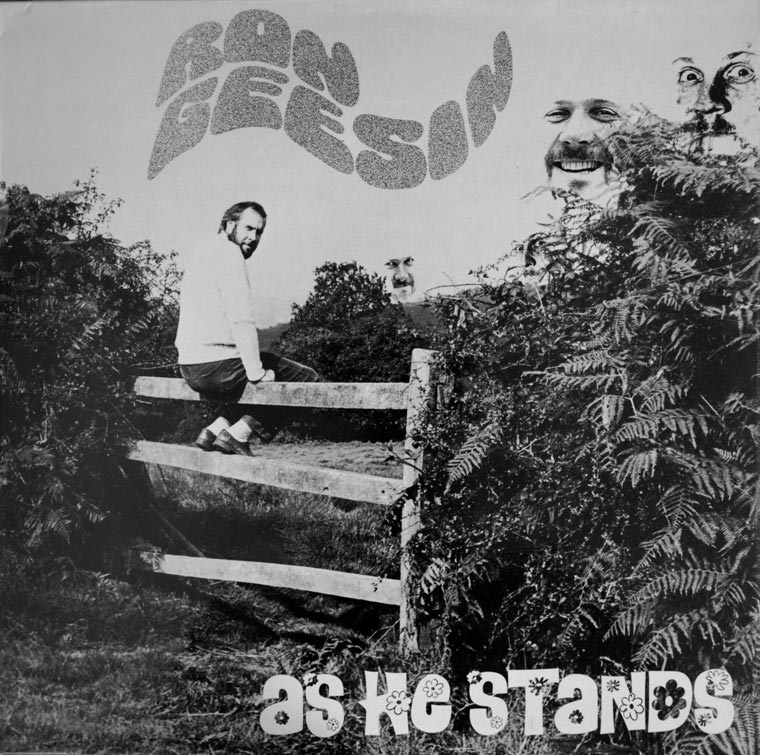 As He Stands album cover