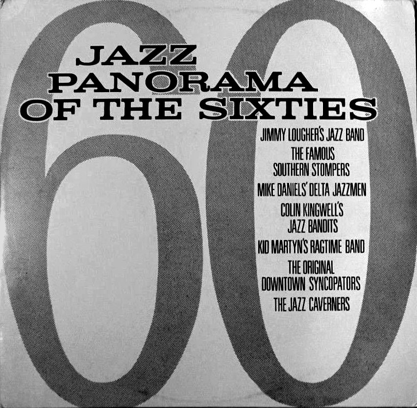 Jazz Panorama of the Sixties album cover